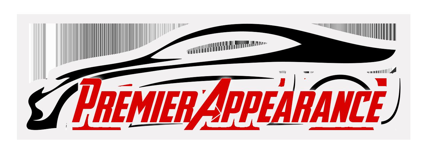 Premier Appearance Atlanta Car Detail Logo Premier Appearance